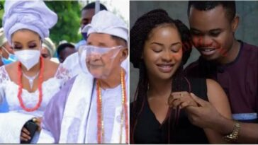 Alaafin Of Oyo's New Wife, Chioma Nwadike-Stanley Previously Married To An Igbo Man, JC 4