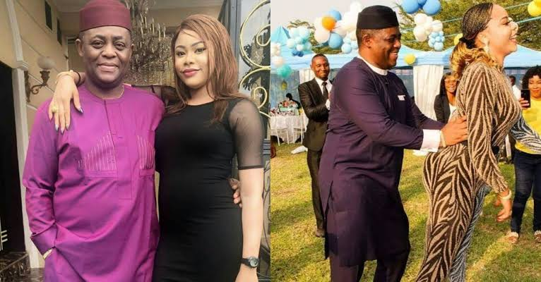 """""""Fani-Kayode Can Share My Sεx Tapes If Truly I Cheated"""" - Estranged Wife, Precious Chikwendu 1"""