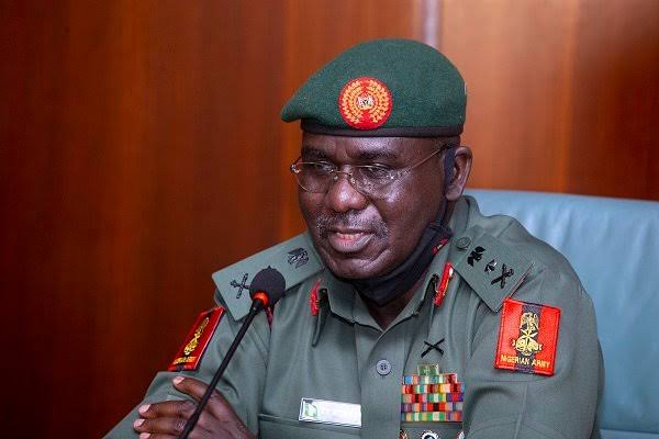 Tukur Buratai Breaks Silence On 'Missing Billions' Approved For Weapons Purchase 1