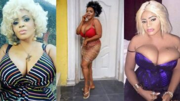 """A Reverend Father Grabbed My Bοοbs And Offered Money For Sεx"" – Actress Cossy Orjiakor 2"