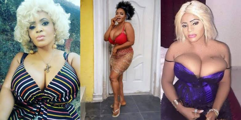 """""""A Reverend Father Grabbed My Bοοbs And Offered Money For Sεx"""" – Actress Cossy Orjiakor 1"""