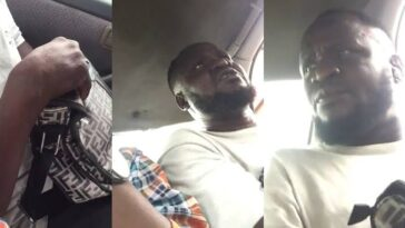 Nigerian Man Beats Woman After She Filmed Him Masturbating In A Commercial Bus [Video] 1