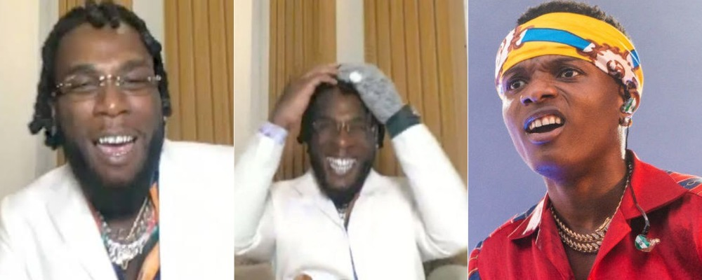 Burna Boy Reacts After He Won His First Grammy Award Along With Wizkid [Video] 1