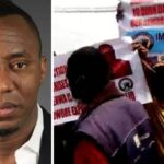 Omoyele Sowore Clashes With Members Of His AAC Party At INEC Headquarters In Abuja [Video] 28
