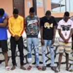 EFCC Raids Yahoo Boys Hideout In Ondo, Arrests Eight Suspected Internet Fraudsters 28