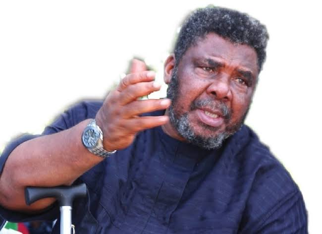 """""""Put Condom In His Bag"""" - Pete Edochie Advices Women On How To Handle Cheating Husbands [Video] 1"""