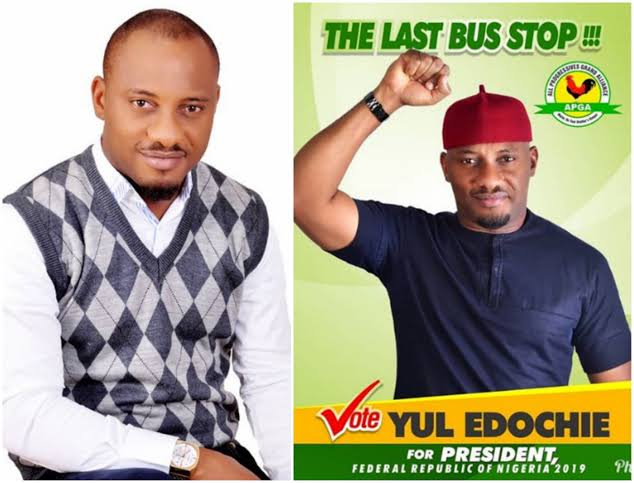 Nollywood Actor, Yul Edochie Claims He Will Be The Best President Nigeria Ever Had 1