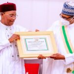 Niger Republic Awards Buhari Because Of His Determination To Move Africa Forward 27