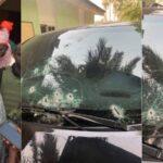 Bandits Opens Fire On Emir Of Birnin Gwari's Convoy In Kaduna [Photos] 28