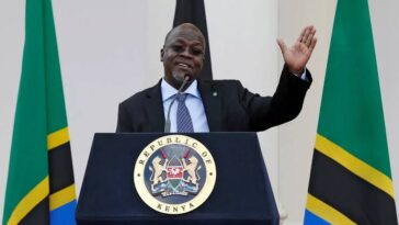 Tanzania's President, John Magufuli Dies Of Heart Complications At 61 Amid COVID-19 Rumours 3