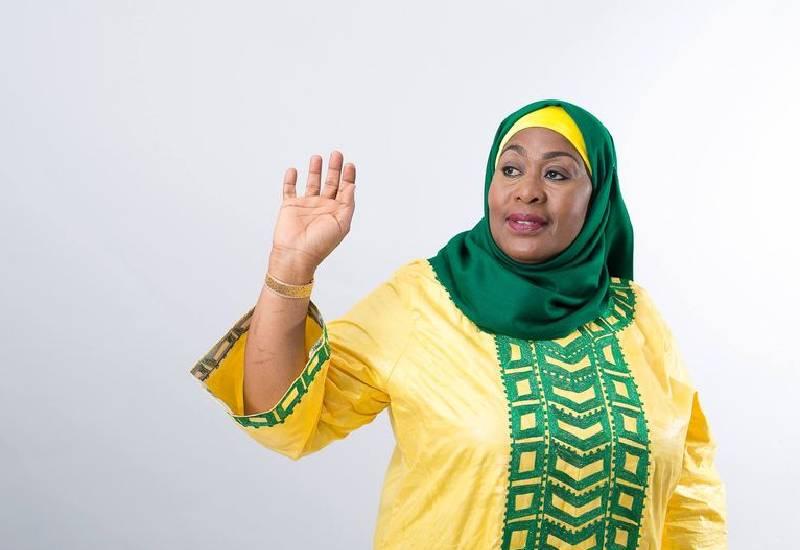 Samia Suluhu To Be Sworn In As First Female President In Tanzania Following John Magufuli's Death 1