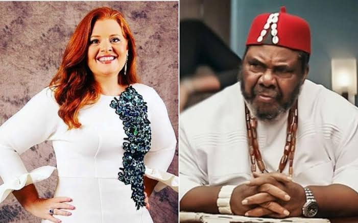 Pastor Laurie Idahosa Apologizes For Saying Pete Edochie's Mother Was A Victim Of Rape [Video] 1