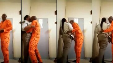 Female Prison Warder Suspended After She Was Caught Having Sεx With Male Inmate 3
