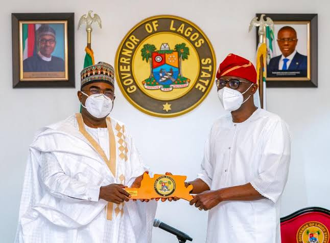 NDLEA Chairman Asks Governor Sanwo-Olu, Other Nigerian Politicians To Undergo Drugs Test 1