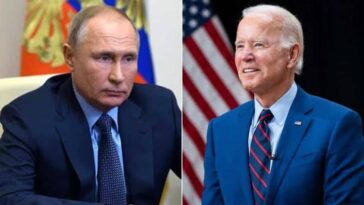 """It Takes One To Know One"" - Vladimir Putin Reacts After Joe Biden Called Him A 'Killer' 3"