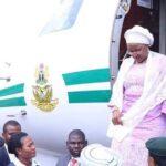 First Lady, Aisha Buhari Returns To Nigeria After Six Months In Dubai 28