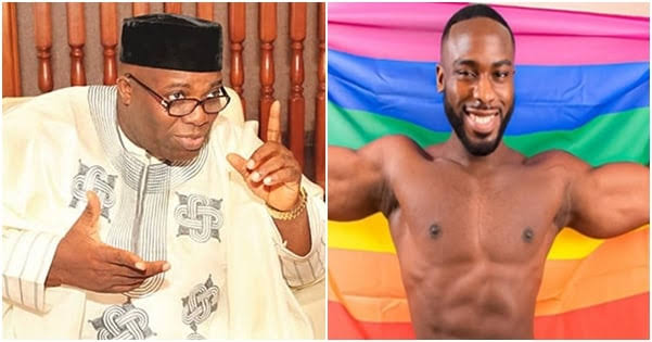 My Gay Son, Bolu Will Be An Instrument Of God In The Queer Community – Doyin Okupe 1