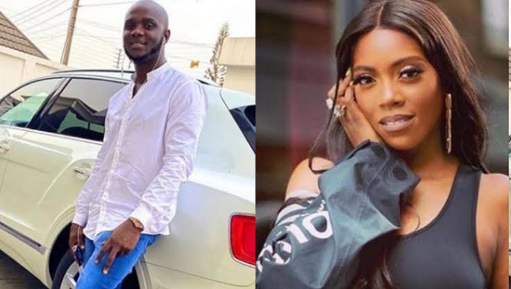 Davido's Aide, Obama DMW Reportedly Got Tiwa Savage Pregnant And She Lost The Pregnancy 1