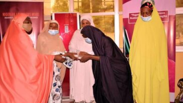 Nigerian Governors Wives Donates N200,000 To Two Rape Victims In Zamfara 5