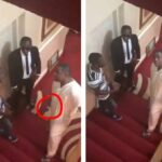 Fani-Kayode Caught On Camera Threatening His Domestic Staff With Hammer [Video] 27