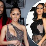 Saweetie Breaks Up With Quavo, Says She Have Endured Too Much Betrayal And Hurt 28
