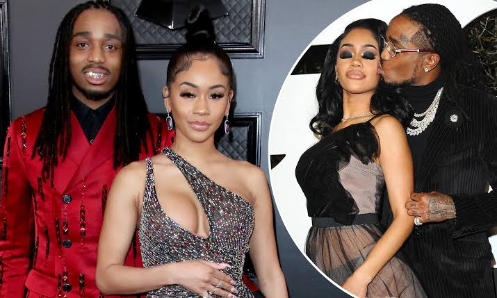Saweetie Breaks Up With Quavo, Says She Have Endured Too Much Betrayal And Hurt 1