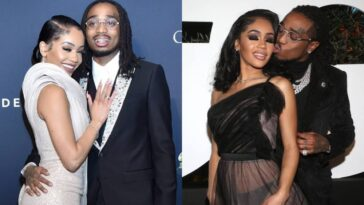 """I'm Disappointed, You're Not The Woman I Thought You Were"" - Quavo Replies Saweetie 11"