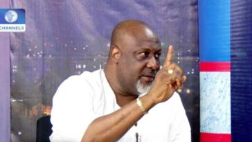 I Apologise For Supporting Buhari's Presidency, The Greatest Scam In Africa – Dino Melaye 4