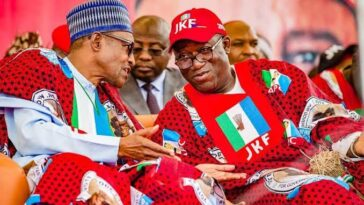 Buhari, APC Have Failed To Deliver Campaign Promises To Nigerians — Governor Fayemi 6