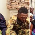 Sunday Igboho Captures Two Nigerian Soldiers 'Spying' On Him For Federal Government [Video] 28