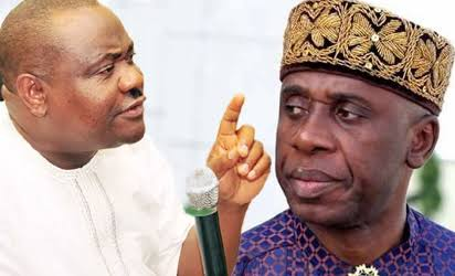 I Made Rotimi Amaechi Rivers Governor, He Can't Say I Was His Staff – Nyesom Wike 1