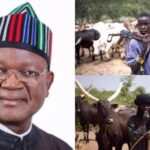 FUNAM: Fulani Group Claims Responsibility For Attempting To Assasinate Governor Ortom 27