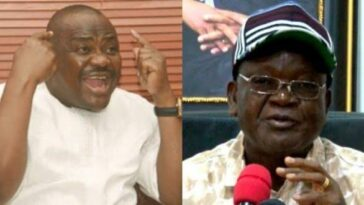 Herdsmen Attack: Wike Threatens FG, Says Nigeria Will Be Buried If Ortom Is Assassinated 6