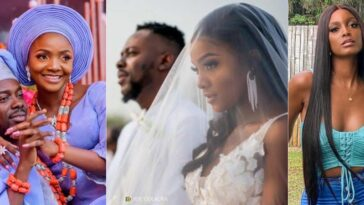 Singer Adekunle Gold Accused Of Cheating On Simi With A Model, Teminikan 2