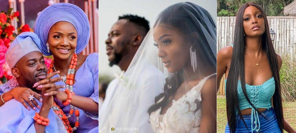 Singer Adekunle Gold Accused Of Cheating On Simi With A Model, Teminikan 1