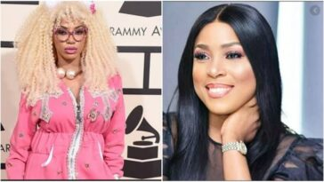 Dencia Accuses Linda Ikeji Of Skin Bleaching After She Criticized Her For Doing Same Thing 1
