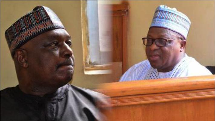 President Buhari Asked To Pardon Two Convicted Former Governors Dariye, Nyame 1