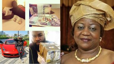 Nigerians Flaunting Lifestyles They Can't Afford Will Now Be Investigated – Lauretta Onochie 22