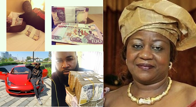Nigerians Flaunting Lifestyles They Can't Afford Will Now Be Investigated – Lauretta Onochie 1