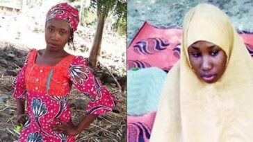 Leah Sharibu Reportedly Gives Birth To Her Second Child In Boko Haram Captivity 5