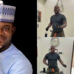 Kogi Governor, Yahaya Bello Seen Dancing To 'APC Song' During His Workout [Video] 28