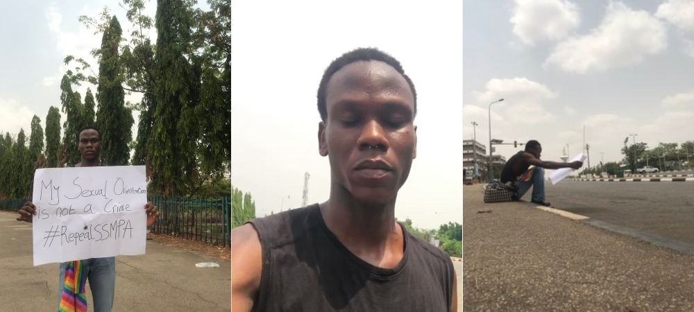 Nigerian LGBTQ Activist Quits Hunger Strike At National Assembly After Two Days [Video] 1