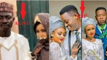Kaduna Man Dumped His Girlfriend And Married The Fiancée Of His Late Air Force Brother 2