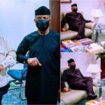 Singer Teni Visits Vice President Yemi Osibanjo In Aso Rock [Photos] 28