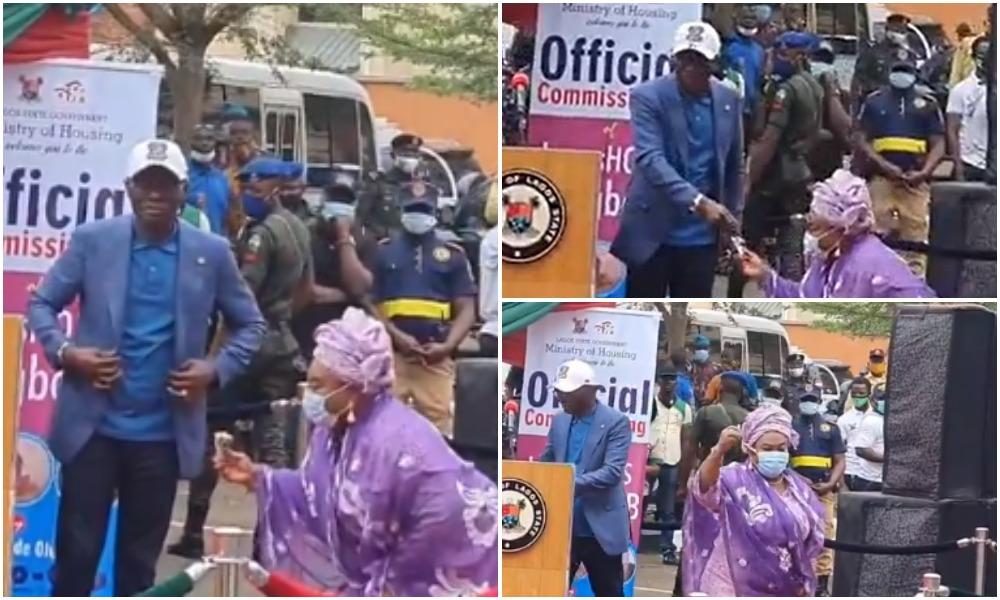 Governor Sanwo-Olu Gifts Actress Iya Awero Three-Bedroom Apartment In Lagos [Video] 1