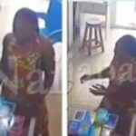 Young Lady Caught On Camera Stashing Stolen Phone In Her Underwear At PH Shop [Video] 27