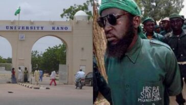 Kano Hisbah Arrests Male And Female Students Found In Same Room, Fines Them N20,000 Each 4