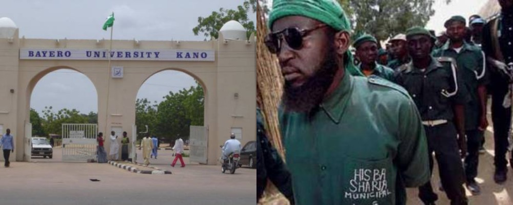 Kano Hisbah Arrests Male And Female Students Found In Same Room, Fines Them N20,000 Each 1