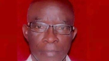 Court Jails Professor Peter Ogban For Manipulating Election Results For Akpabio In 2019 2