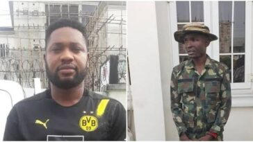 Fake Soldier Sentenced To Eight Years In Prison For Impersonation And Fraud In Uyo 3